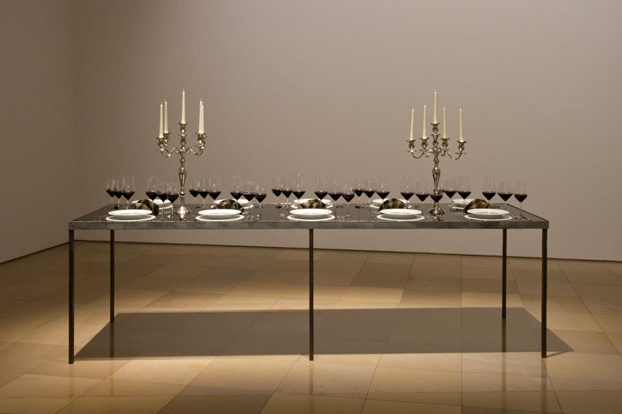 Installationsansicht Galerie der Künstler 2012