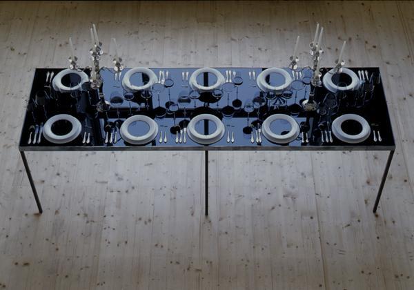 Installationsansicht AdbK 2008